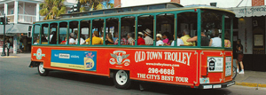 Key West tours key-west-old-town-trolley