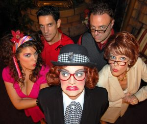 Orlando dinner shows Sleuth's Mystery Dinner