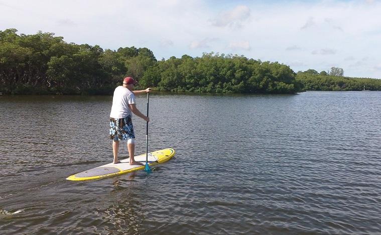 weedon-island Paddle Boarding