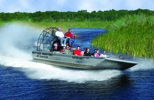 Orlando airboat tours Boggy Creek