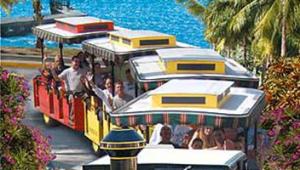 Key West tours conch-train-tour