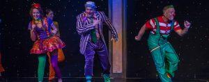 Orlando dinner shows Cirque Magique