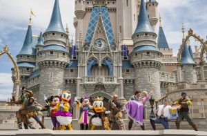 Orlando attraction packages magic kingdom