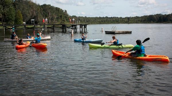 Lake Wauburg Florida
