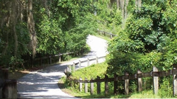 Florida Bicycling Routes