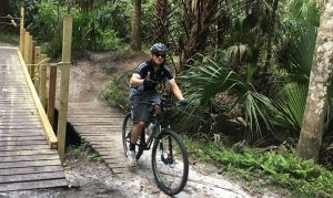 biking in Florida
